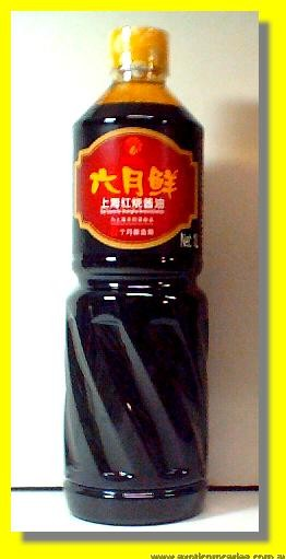 Soy Sauce for Shanghai Braised Dishes
