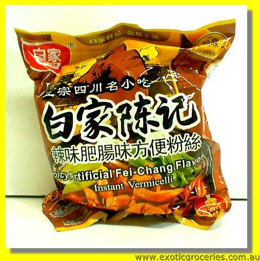 Spicy Fei-Chang Falvour Instant Vermicelli