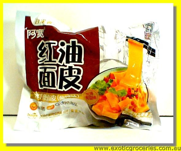 Instant Cold Noodle (Hot & Sour Flavour)