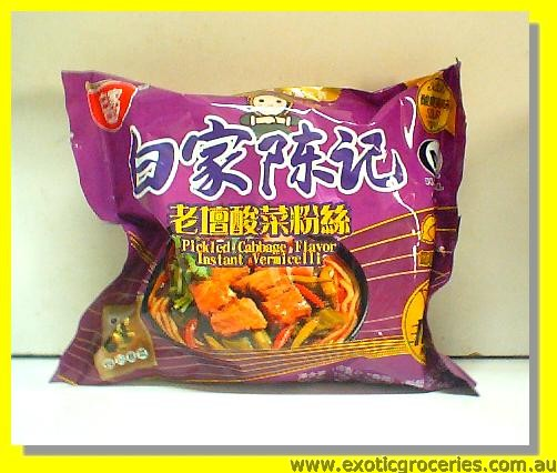 Fei-Chang Flavor Instant Sweet Potato Noodle