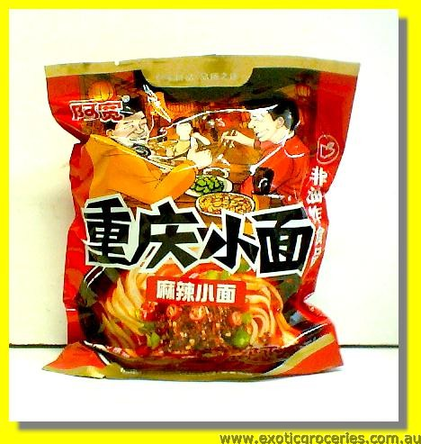 Chongqing Instant Noodle Hot Spicy Flavour