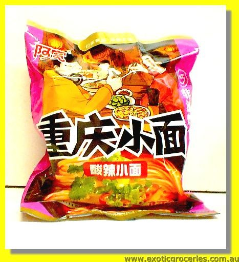 Chongqing Instant Noodle Hot & Spicy Flavour
