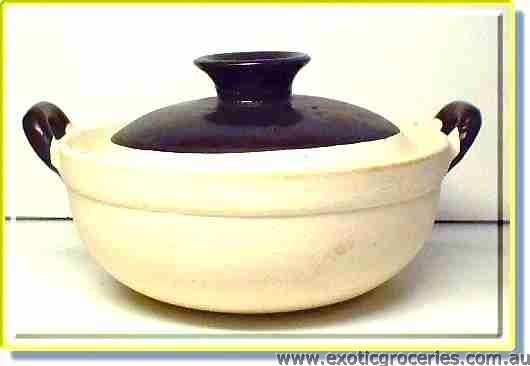 2 Handles Clay Pot 27cm Cooking Pot #3