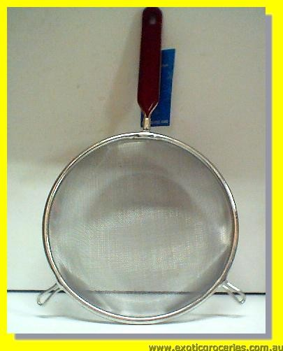Stainless Steel Strainer 18cm