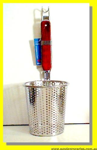 Stainless Steel Noodle Strainer 12.5cm