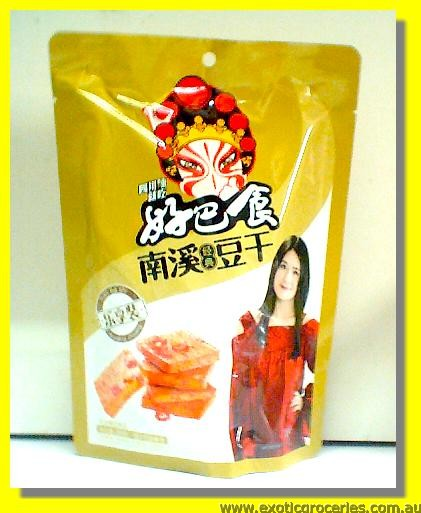 Dried Beancurd Mixed Flavour (Ma-La/ BBQ/ Five Spice/ Pickled Ch