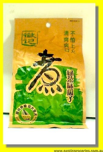 Green Tea Flavoured Sunflower Seed
