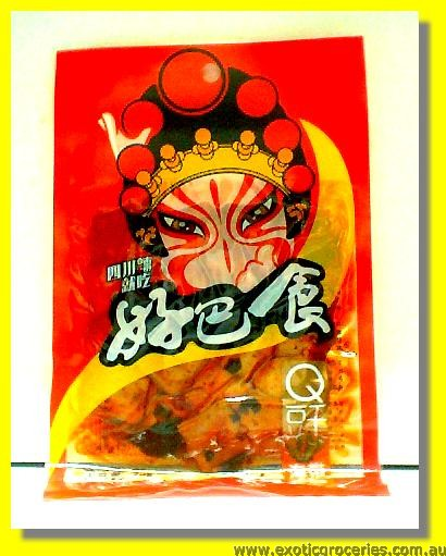 Dried Beancurd Spicy Seaweed Flavour