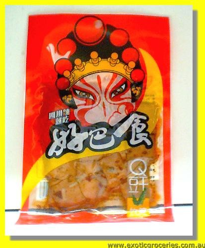 Dried Beancurd Spicy Bamboo Shoot Flavour