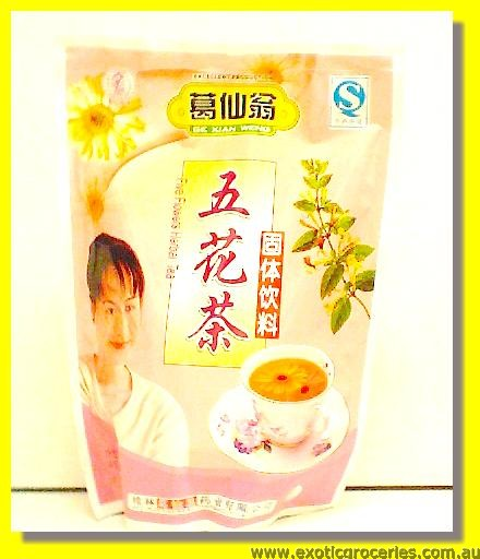 Five Flower Tea 16sachets