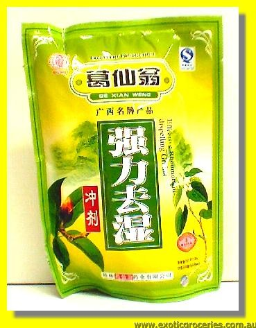 Chinese Herbal Tea (Effective Rheumatism Dispelling Grains)