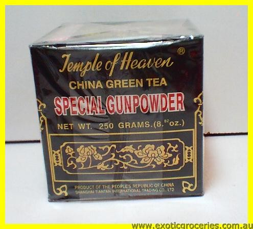 Special Gunpowder Green Tea