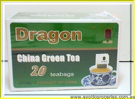 China Green Tea GT4110