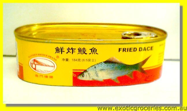 Fried Dace