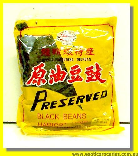 Preserved Black Bean