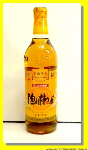 Pao Jiao Lu (Chilli Flavour Pickle Sauce)