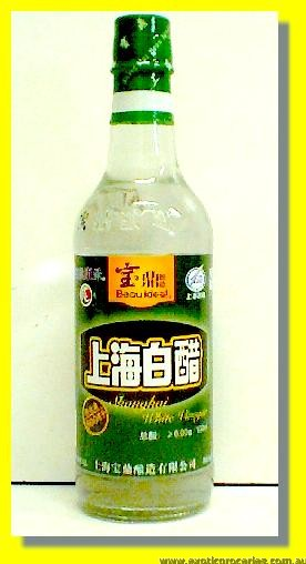 Shanghai White Vinegar