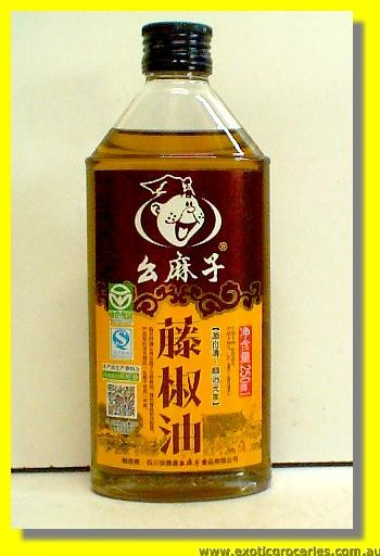 Zanthoxylum Schinfolium Oil (Cane Pepper Oil)