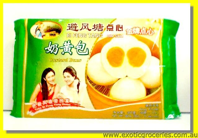 Custard Buns 10pcs