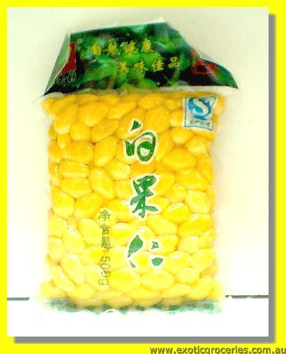 White Nut Gingko Nut