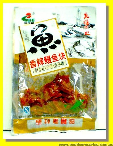 Toasted Spicy Eel