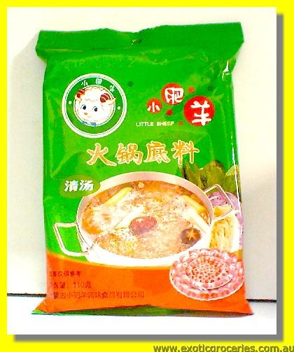 Clear Soup Hot Pot Seasoning