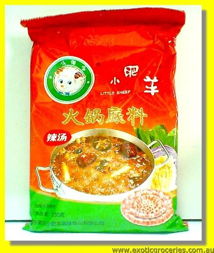 Hot Pot Seasoning (Spicy)
