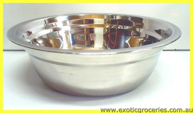 Stainless Steel Soup Bowl 26cm