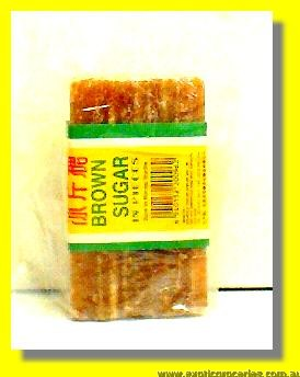 Brown Sugar Cane