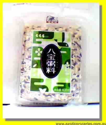 Assorted Rice Cereal (Eight Treasure Porridge)
