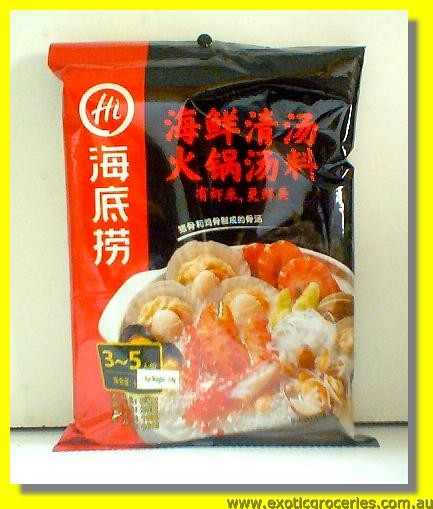 Hot Pot Seasoning Sauce Seafood Flavor