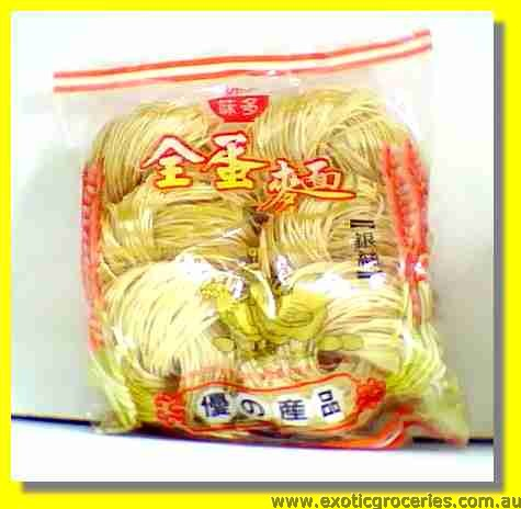 Dried Egg Noodle Thin
