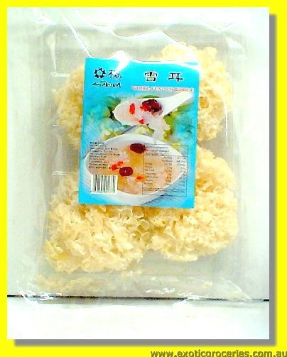 Dried White Fungus Whole