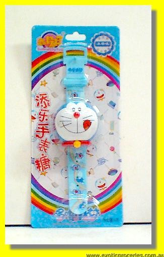 Doraemon Fruit Candy Watch