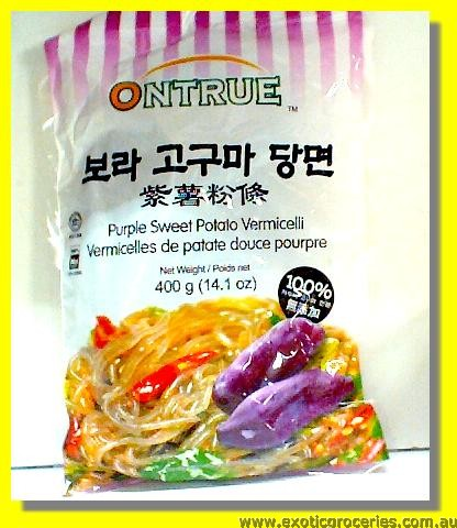 Purple Sweet Potato Vermicelli