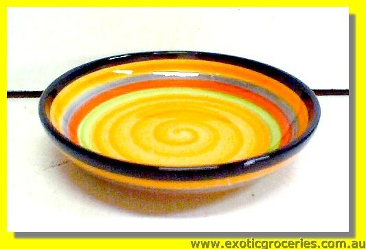 Colours Ceramic Saucer 4.25""