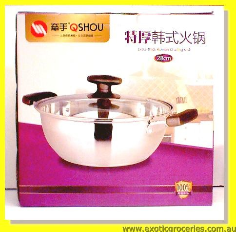 Extra Thick Korean Style Pot 28cm