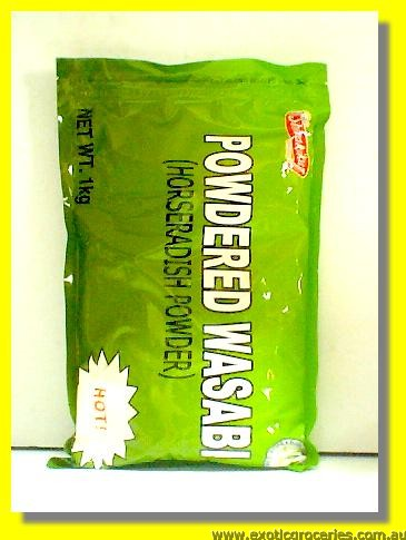 Powered Wasabi (Horseradish Powder) Halal