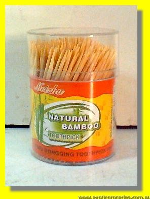 Natural Bamboo Toothpicks