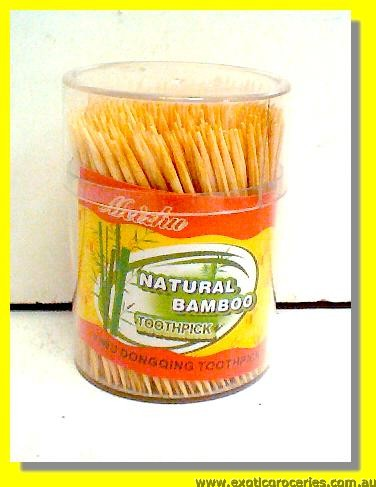 Bamboo Toothpicks