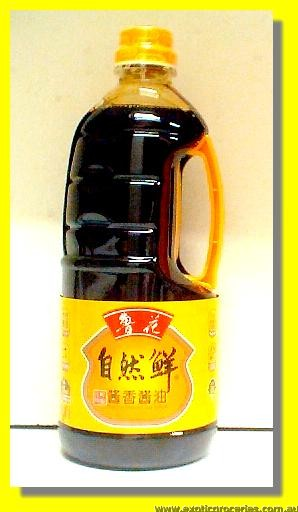 Natural Brewed Soy Sauce