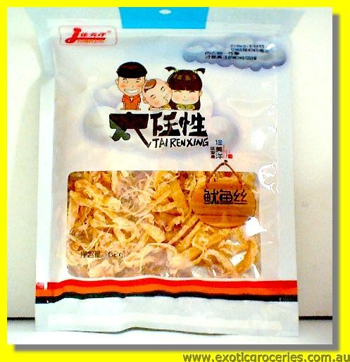 Cuttlefish Snack Strips