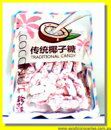 Traditional Coconut Candy