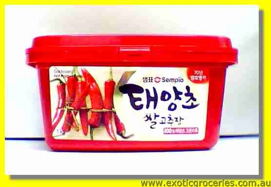 Hot Pepper Paste