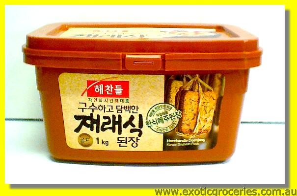 Soybean Paste (Fermented)