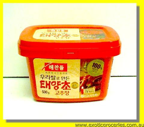 Korean Hot Pepper Paste (Medium Hot)