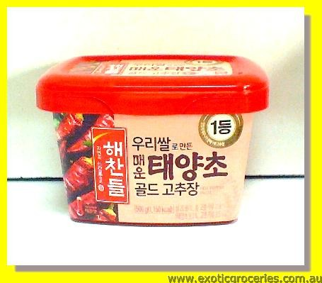 Korean Hot Pepper Paste Gochujang (Very Hot)