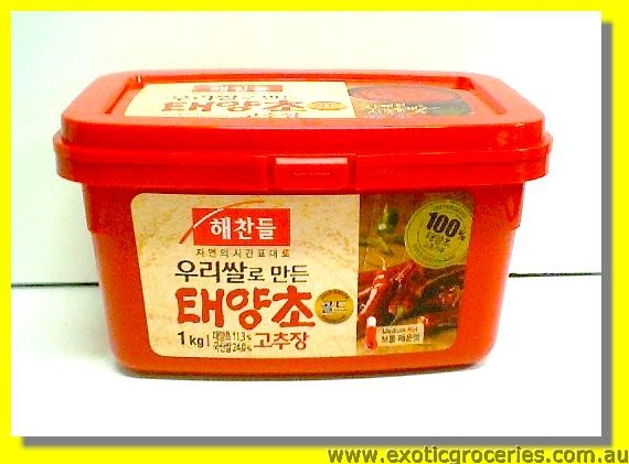 Korean Hot Pepper Paste (Medium Hot Gochujang)