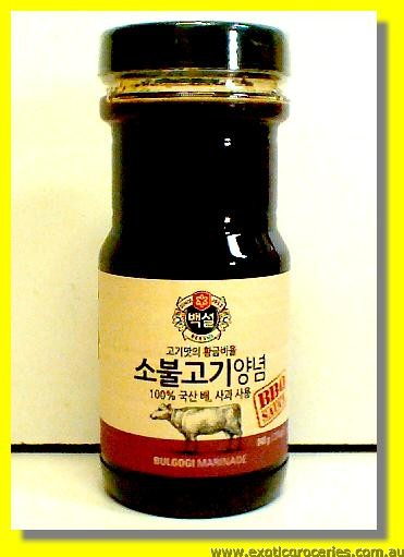 BBQ Sauce for Beef (Bulgogi Marinade)