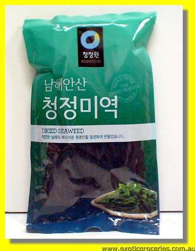 Dried Seaweed Strips